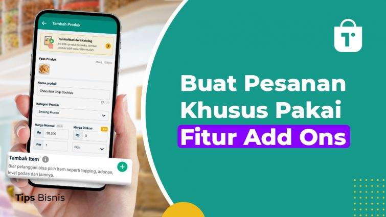 fitur add ons