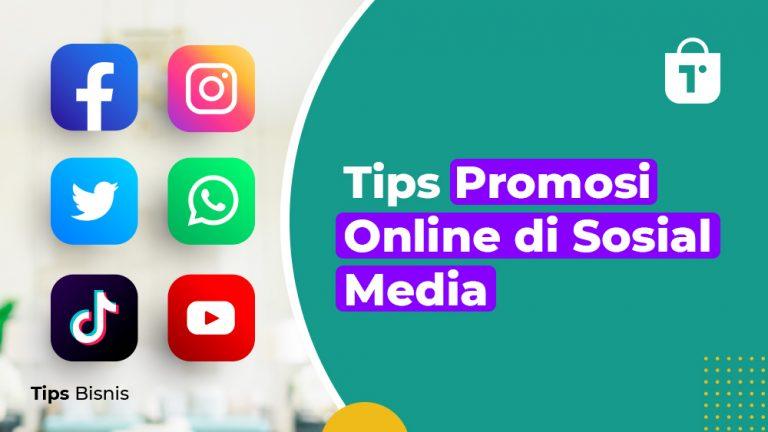 tips promosi online